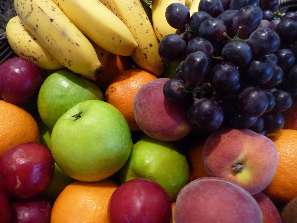 Was enthält und wofür dient welches Obst?