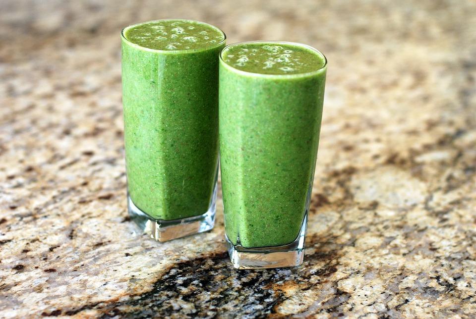 Die Top 10 – Grüne Smoothies