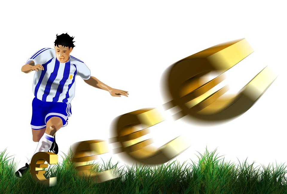 Warum verdienen Fußballer so viel Geld?