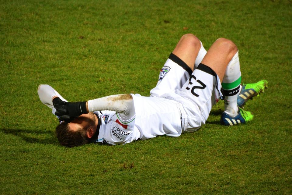 Mit Rückschlägen bei Verletzungen umgehen