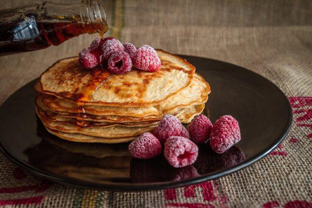 Der gesündeste Pfannkuchen der Welt