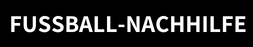 Fussball-Nachhilfe Logo